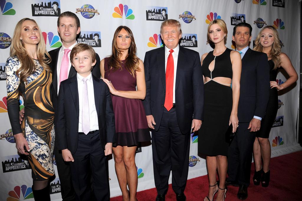 Donald Trump : Qui est son épouse et ses enfants ...